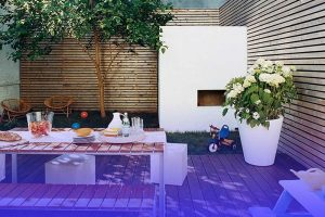 115 Minimalist Terrace Designs for Small Houses